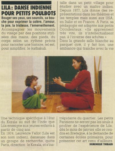 Marie-claire Février 1986